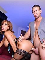 Tara Holiday Fucked by Johnny