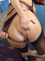 Matures panties, pantyhose and stockings