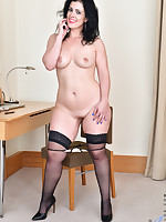 Anilos.com - Freshest mature women on the net featuring Anilos Montse Swinger hot anilos