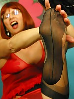 High heel insertion